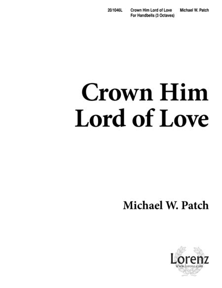 Crown Him Lord of Love