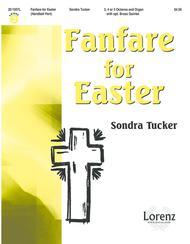 Fanfare for Easter - Handbell Part