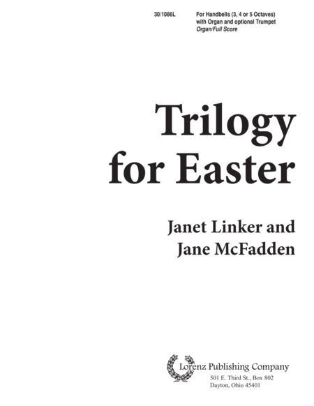Trilogy for Easter - Organ/Full Score