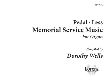 Pedal-less: Memorial Service Music