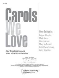 Carols We Love