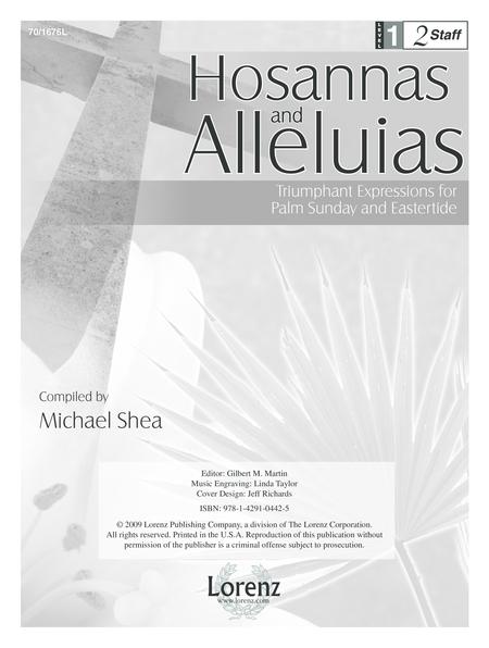 Hosannas and Alleluias