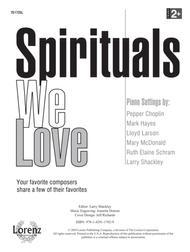 Spirituals We Love