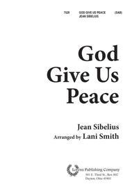 God Give Us Peace