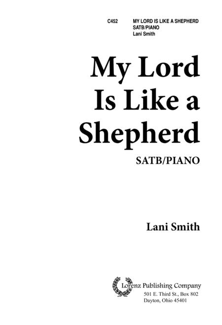 My Lord is Like a Shepherd