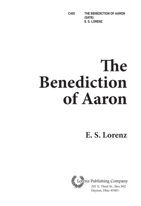 The Benediction of Aaron