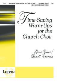 Time-Saving Warm-Ups for Church Choir