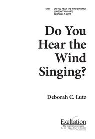 Do You Hear the Wind Singing?