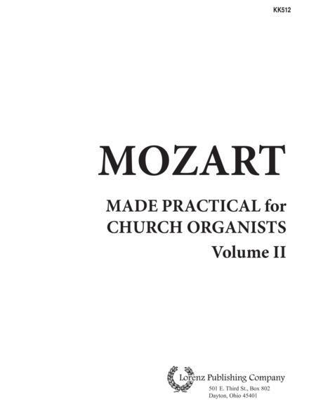 Mozart Made Practical, Vol. 2