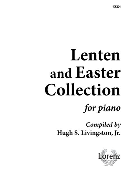 The Lenten and Easter Collection for Piano