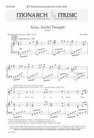 Jesus, Joyful Thought