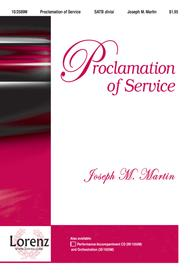 Proclamation of Service