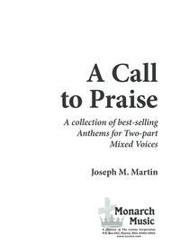 A Call to Praise