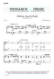 Alleluia, Jesus Is King!