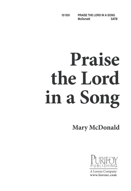 Praise the Lord in a Song