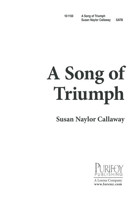 A Song of Triumph
