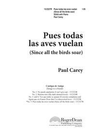 Pues todas las aves vuelan (Since all the birds soar)