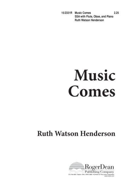 Music Comes
