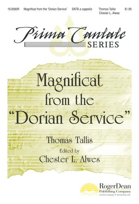 Magnificat from the Dorian Service