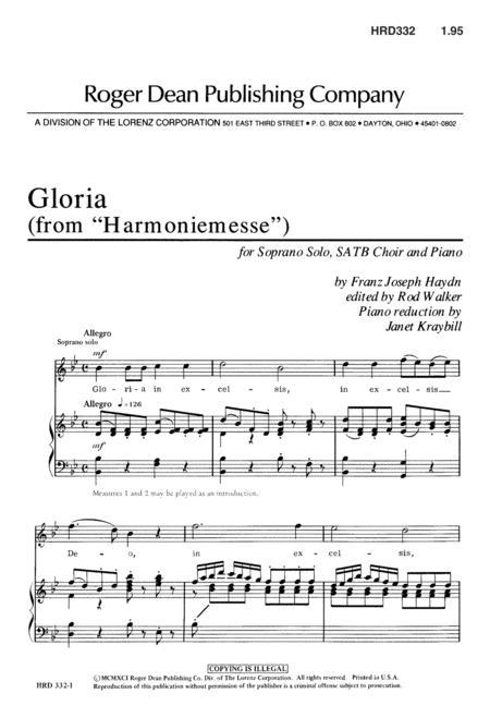 Gloria from
