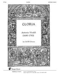 Gloria - Conductor's Score