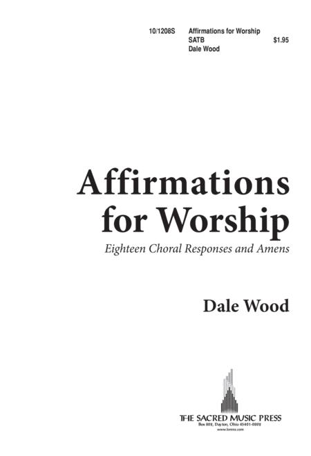 Affirmations for Worship