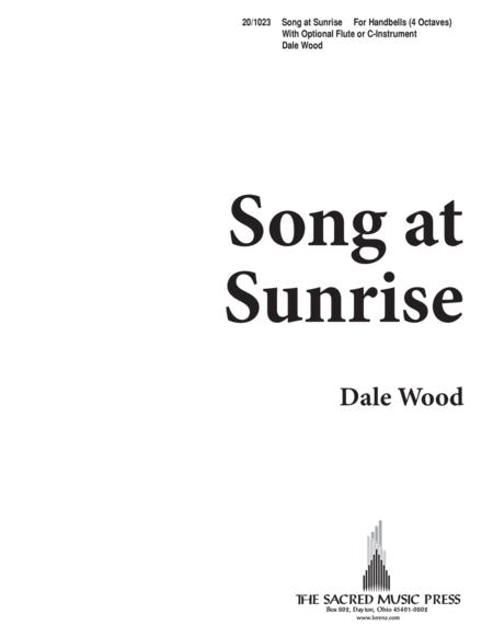 Song at Sunrise