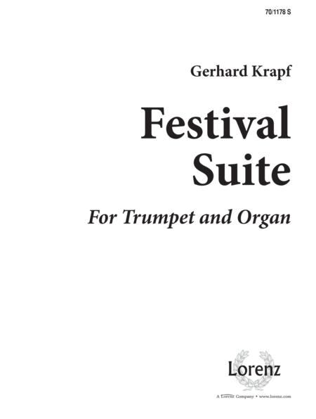 Festival Suite for Trumpet and Organ
