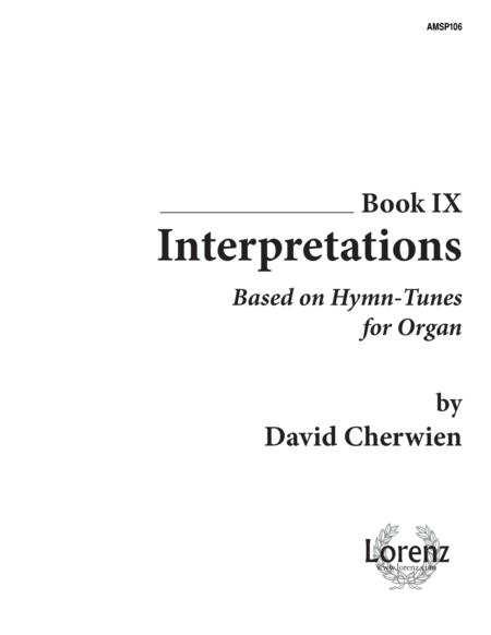 Interpretations, Book IX