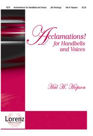 Acclamations For Handbells And Voices