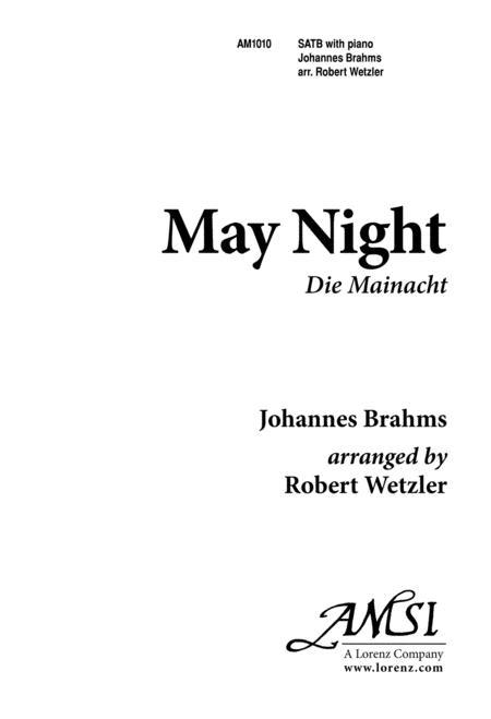 May Night (Brahms)