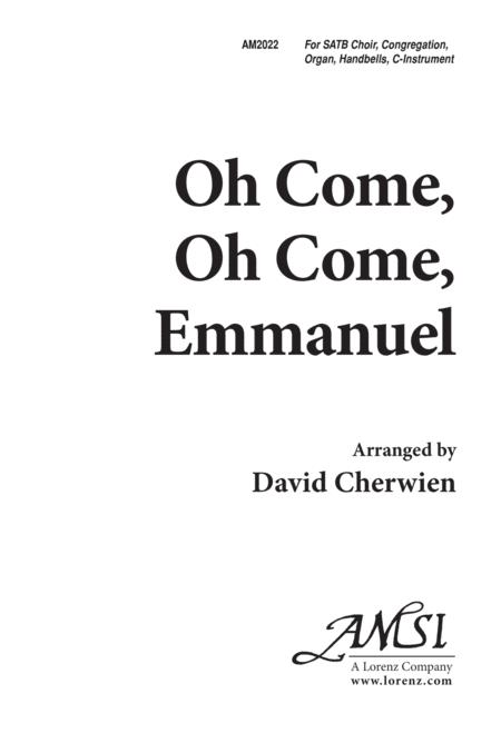 Oh Come, Oh Come, Emmanuel