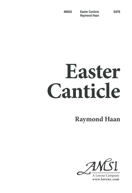 Easter Canticle