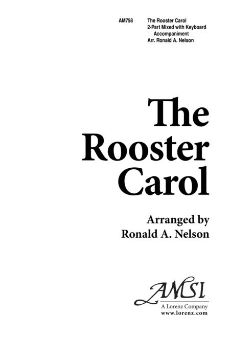 The Rooster Carol