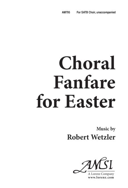 Choral Fanfare for Easter