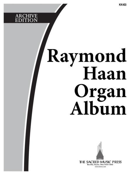 Raymond Haan Organ Album