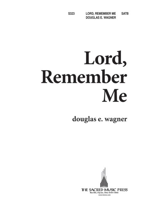 Lord, Remember Me