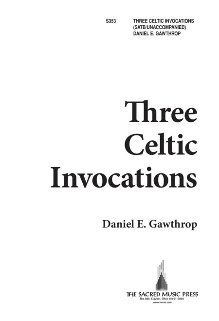 Three Celtic Invocations