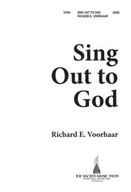 Sing Out to God