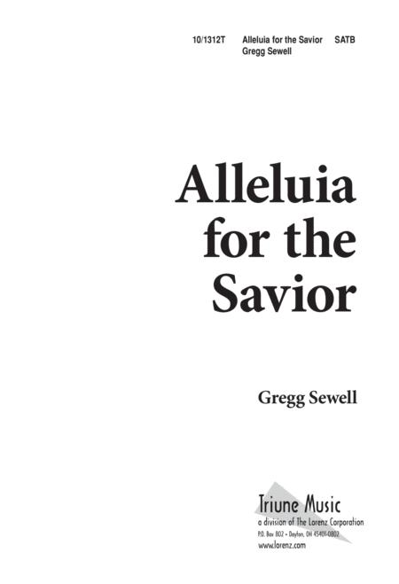 Alleluia for the Savior