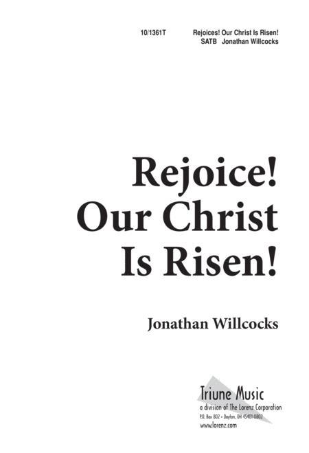 Rejoice, Our Christ is Risen