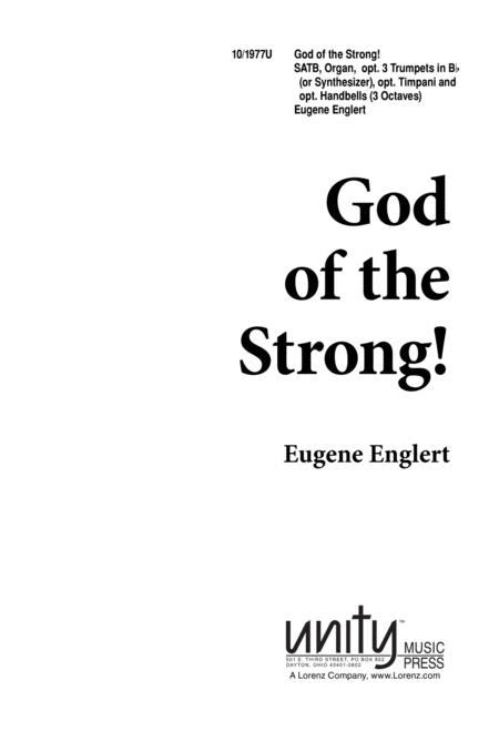 God of the Strong