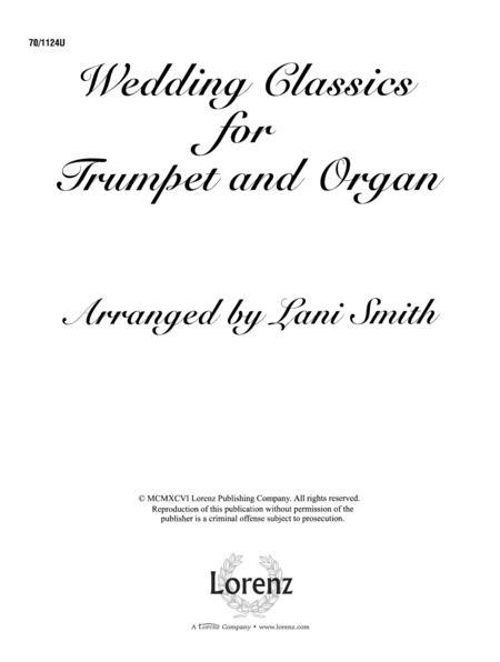Wedding Classics for Trumpet and Organ