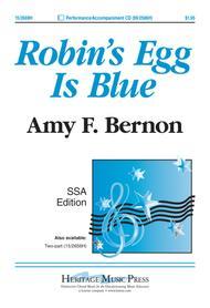 Robin's Egg Is Blue