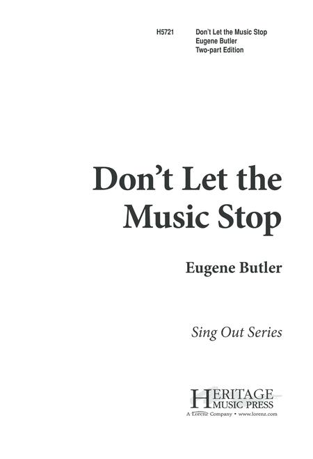 Don't Let the Music Stop