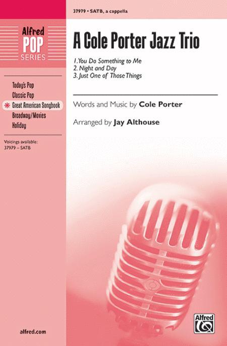 A Cole Porter Jazz Trio