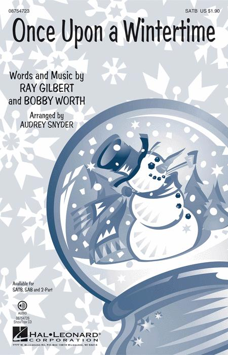 Once Upon a Wintertime - ShowTrax CD