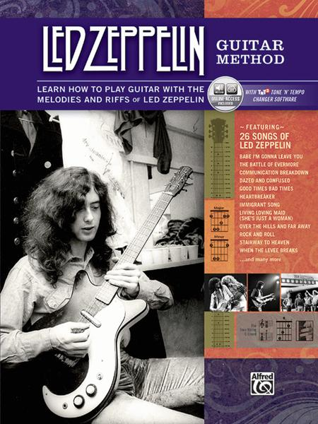 Led Zeppelin Guitar Method