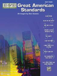 10 for 10 Sheet Music Great American Standards