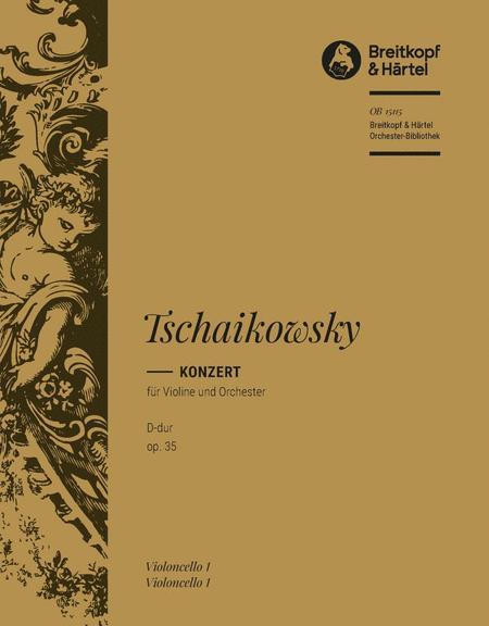 Violin Concerto in D Major Op. 35